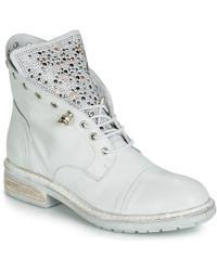 FRU.IT - 5334-480 Mid Boots - Lyst