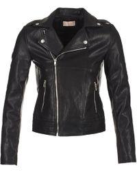 Moony Mood - Ifresia Leather Jacket - Lyst