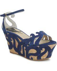 Etro - 3489 Sandals - Lyst