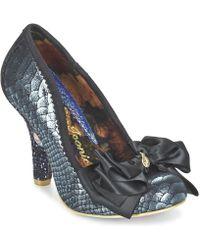 Irregular Choice - Ascot Court Shoes - Lyst