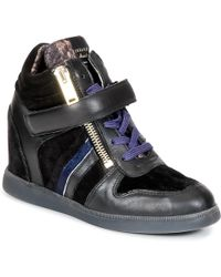 Serafini - Lexington Shoes (high-top Trainers) - Lyst
