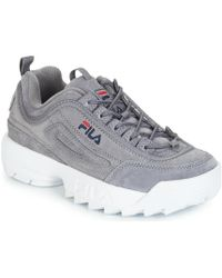 Fila top Multicolour high Wmn In Mid Trainers Shoes Women's Block qBnYBxw4Fg