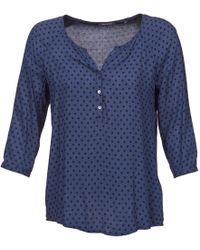 Marc O'polo - Aedan Women's Blouse In Blue - Lyst