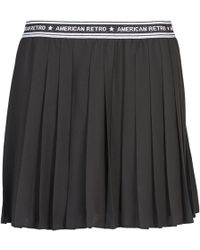 American Retro - Vero Skrt Skirt - Lyst