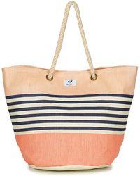 Roxy - Sunseeker Shopper Bag - Lyst