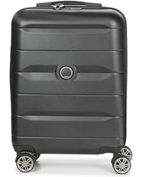 Delsey - Comete Cab Sl 4dr 55cm Hard Suitcase - Lyst