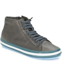 Camper - Portol Shoes (high-top Trainers) - Lyst