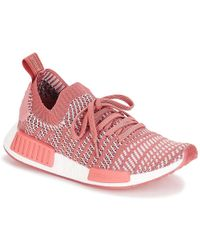 adidas Nmd R2 Primeknit Women Women's Shoes (trainers) In