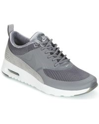 huge sale 64b95 7e292 Nike - Air Max Thea Lx W Shoes (trainers) - Lyst