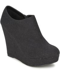 Chinese Laundry - Hot Desert Low Ankle Boots - Lyst