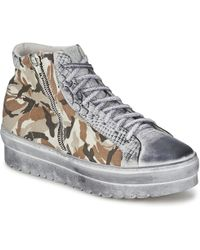 Ylati - Diana Shoes (high-top Trainers) - Lyst