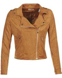 Black Lyst Moony In Women's Black Jacket Idescune in Mood Leather xnaZ8Uq