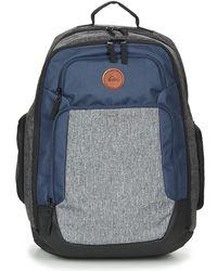 Quiksilver Holster Men s Backpack In Blue in Blue for Men - Lyst 70740e40b89f6