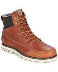 Volcom - Sub Zero Mid Boots - Lyst
