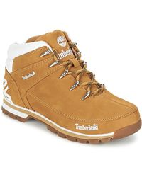 Timberland - Euro Sprint Hiker Mid Boots - Lyst