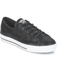 Converse - Chuck Taylor All Star Shroud Cuir Ox Shoes (trainers) - Lyst