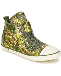Guess | Jodene Shoes (high-top Trainers) | Lyst