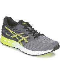 Asics - Fuzex Running Trainers - Lyst