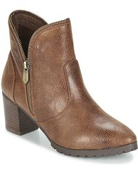 Les P'tites Bombes - Charline Low Ankle Boots - Lyst