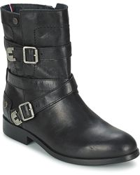 Tommy Hilfiger - Piper 1a Mid Boots - Lyst