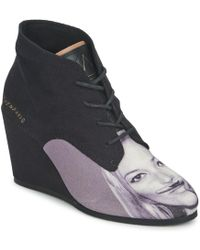 ELEVEN PARIS - Lanacan Shoes (high-top Trainers) - Lyst
