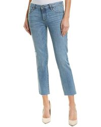 Kut From The Kloth - Reese Equilibrium Ankle Straight Leg - Lyst