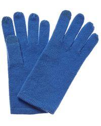 Phenix - Cashmere Tech Glove - Lyst