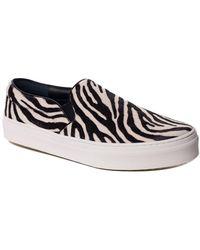 Céline - Skate Slip-on Pony Hair Sneaker - Lyst
