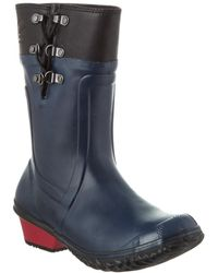 Sorel - Conquest Carly Glow Waterproof Leather Boot - Lyst