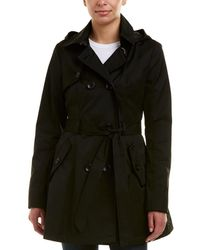 Laundry by Shelli Segal - Trench Coat - Lyst