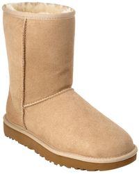 UGG - Classic Short Ii Water-resistant Twinface Sheepskin Boot - Lyst