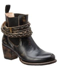 Bed Stu - Lorn Leather Bootie - Lyst