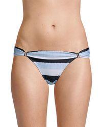 ViX - Swim Sea Glass Bia Bikini Bottom - Lyst