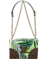 Louis Vuitton - Twist Leather Handbag - Lyst