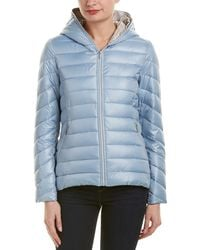 French Connection - Quilted Puffer Jacket - Lyst