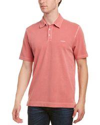 Ermenegildo Zegna - Z Zegna Cotton Pique Polo Shirt - Lyst