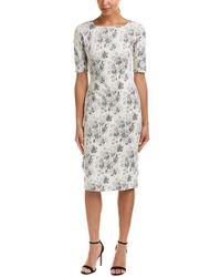 Maggy London - Sheath Dress - Lyst