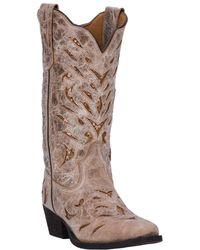 Dan Post - Laredo Roxanne Western Leather Boot - Lyst