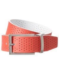 Nike Nike Reversible Leather Belt