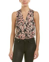 BCBGeneration - Floral Bodysuit - Lyst