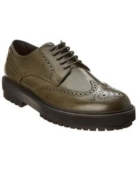 Tod's - Leather Oxford - Lyst