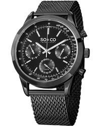 SO & CO - Men's Monticello Watch - Lyst