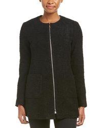 Nanette Lepore - A Good Heart Wool-blend Coat - Lyst