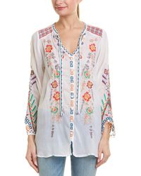 Johnny Was - Blouse - Lyst