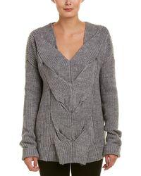 Fate - Braided Wool & Alpaca-blend Sweater - Lyst
