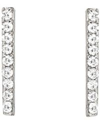 Ariana Rabbani - 14k Diamond Drop Earrings - Lyst
