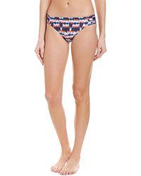 La Blanca - Vision Quest Hipster Bikini Bottom - Lyst
