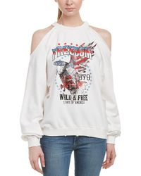Honey Punch - Graphic Pullover - Lyst
