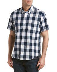 Tailor Vintage - Woven Shirt - Lyst