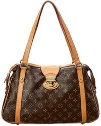 Louis Vuitton - Monogram Canvas Stresa Pm - Lyst